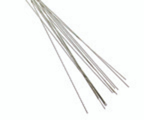 """Wire, SS Straight Lengths - .030 x 14"""""""