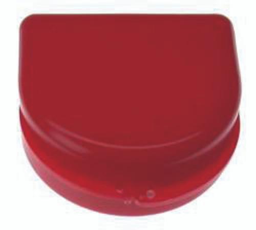 Red Retainer Cases - 12 pk