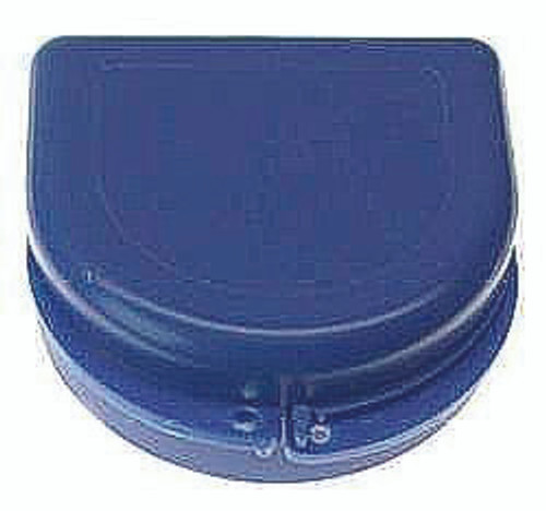 Blue Sparkle Retainer Cases - 25 pk