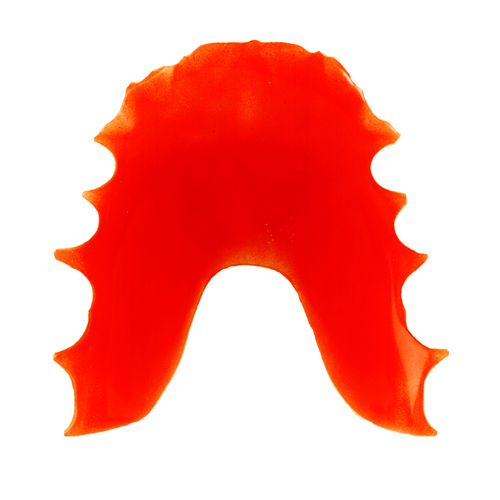Wehmer Color Polymer - Flame Orange - 4 oz.