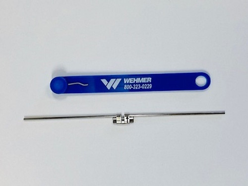 RPE Safety Key - Blue/Blue (1)