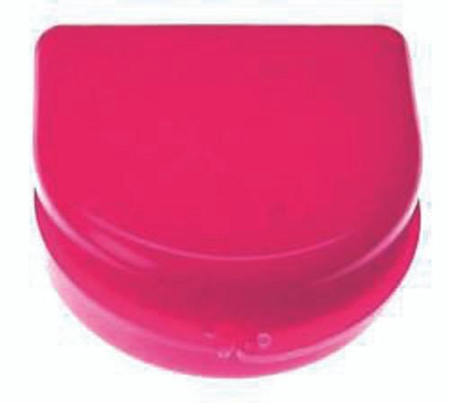 Pink Sparkle Retainer Cases - 25 pk
