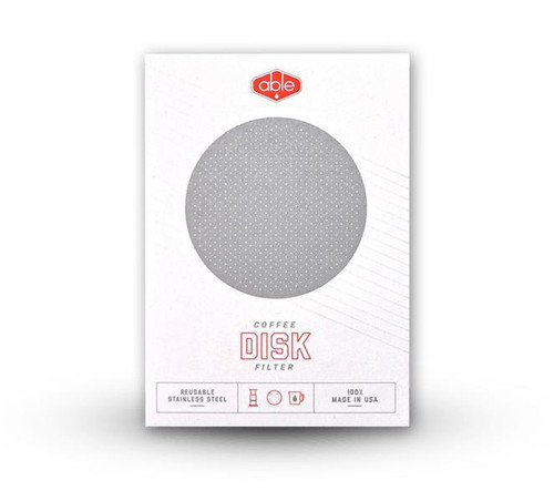 Able Stainless Steel Filter