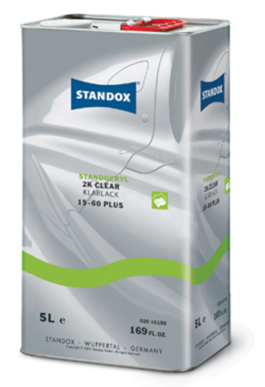 Standox 2K Clearcoat 15-60 Plus, 5 ltr