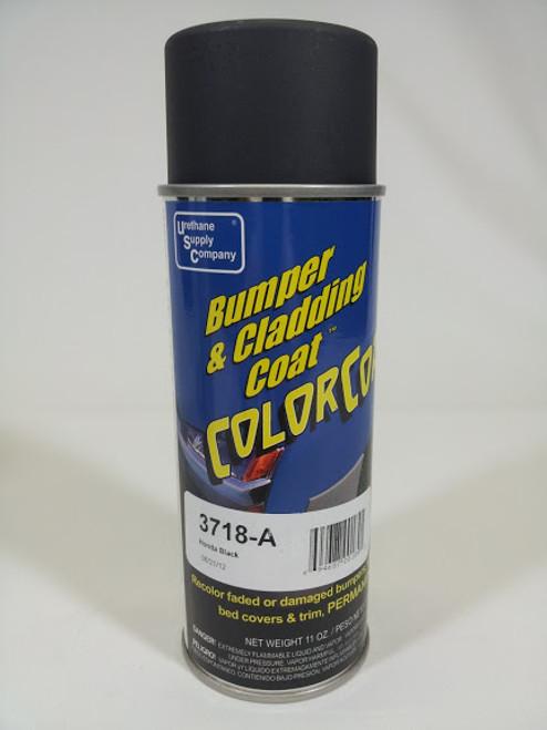 *BlowOut Sale* Urethane Supply Company 3718-A Honda Black, Aeosol, Bumper & Cladding Cloat