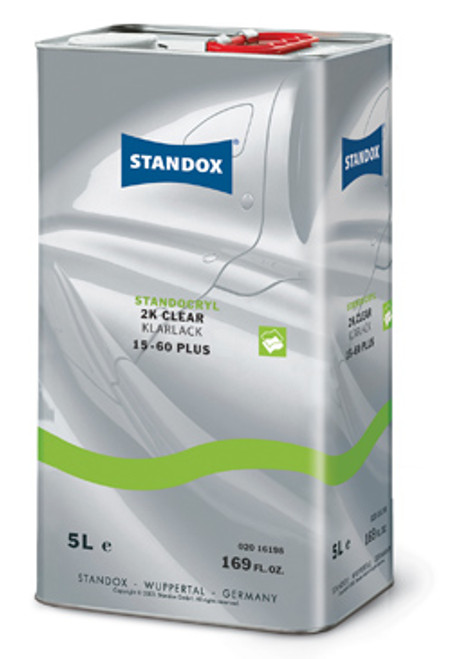Standox 2K Clearcoat 15-60 Plus, 5 ltr.