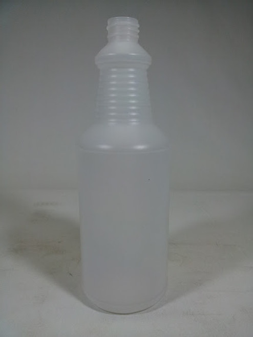 32 Ounce Plastic Bottle, Quart