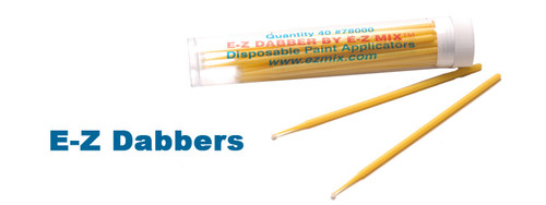 EZ Mix Dabber Applicators, 40 ct.