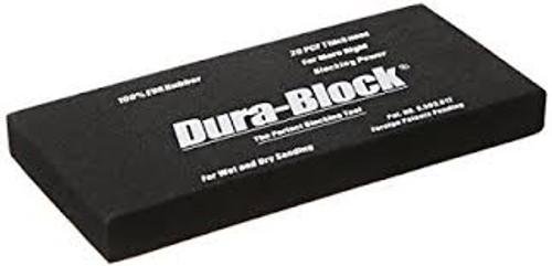 """Dura Block Scuff Block, 1/2""""H x 2-1/2""""W x 5-3/8""""L"""