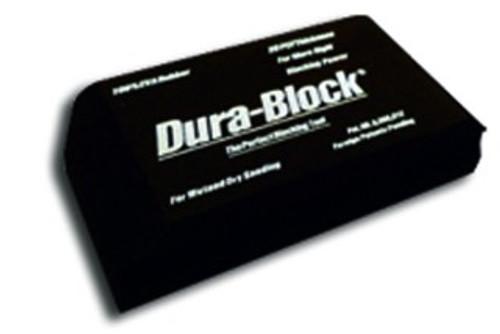 """Dura Block Radius Scuff Block, 1-3/4""""H x 2-5/8""""W x 5-1/2""""L"""