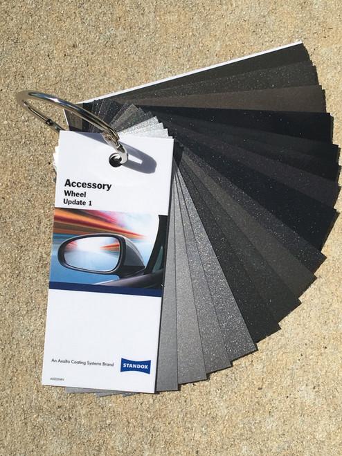 2019 Standox Accessory Wheel Deck, Update 1