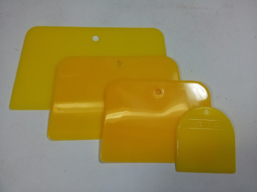 E-Z Mix Plastic, Body Filler / Glaze Spreaders