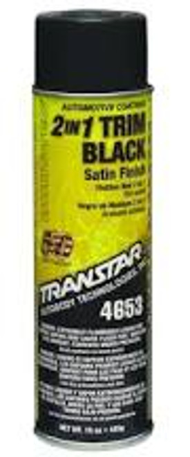 Transtar 4653   2:1 Trim Black, Satin Finish