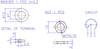 Datasheet for 16mm potentiometer - Knurled Shaft - Solder Lug