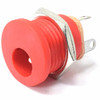 Red Power jack for DIY Guitar Effects Pedals