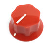Red Dunlop MXR Large Clone Knob with Set Screw