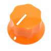 Orange Dunlop MXR Large Clone Knob with Set Screw