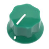 Green Dunlop MXR Large Clone Knob with Set Screw