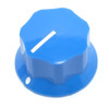 Deep Sky Blue Dunlop MXR Large Clone Knob with Set Screw