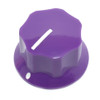 Purple Dunlop MXR Large Clone Knob with Set Screw