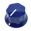 Dark Blue Dunlop MXR Large Clone Knob with Set Screw