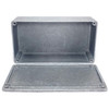 "Interior housing and lid for 125B aluminum pedal enclosure - ""CNC Pro"""