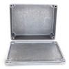 1590BB Enclosure - Bare Aluminum Finish inside shot