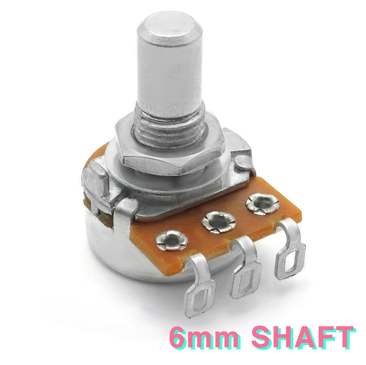 2pc 45x22  Universal Aluminum CD-Player Amplifier DIY Volume Control Rotary Knob