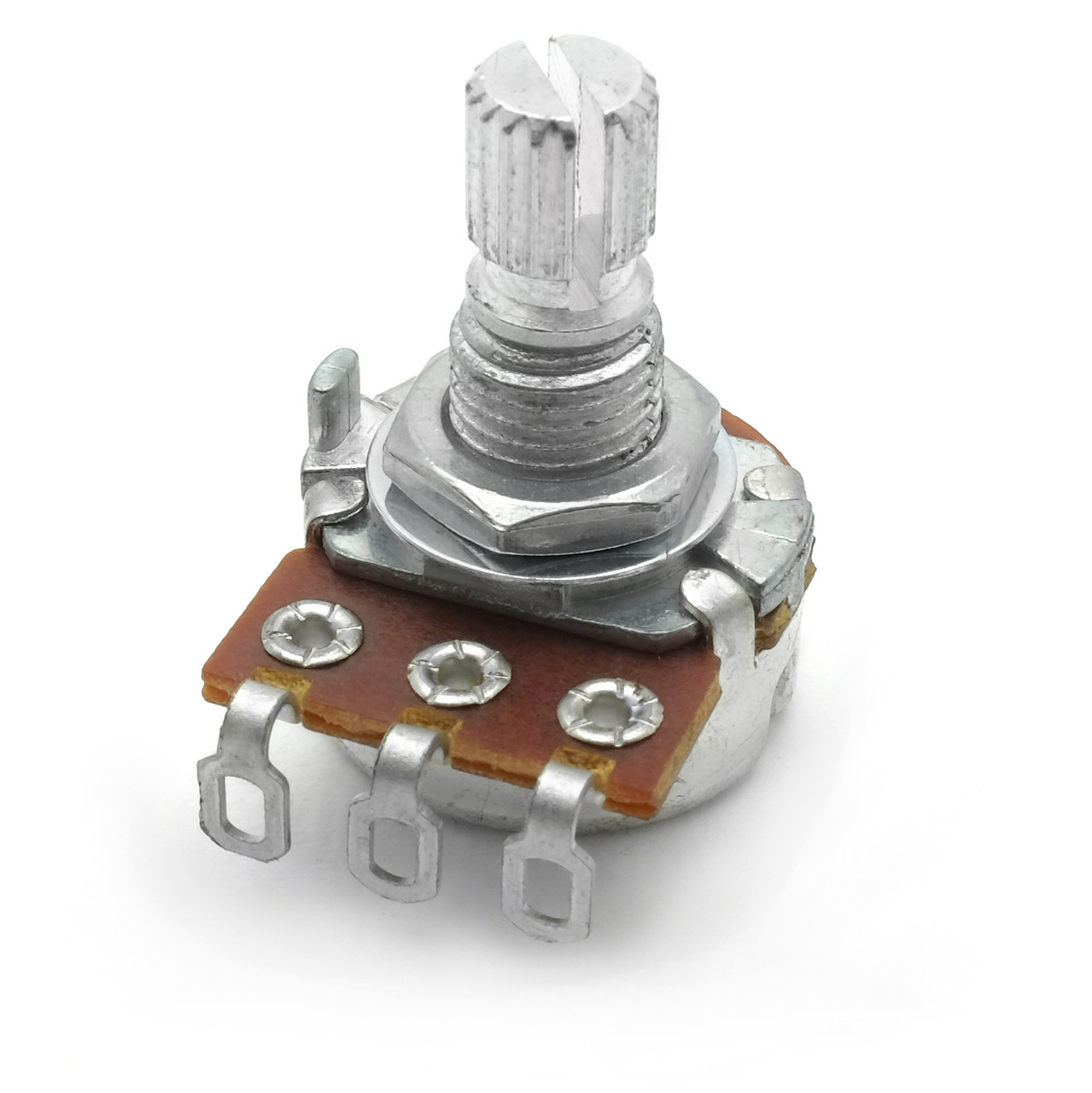 Awe Inspiring 16Mm Potentiometer For Guitar Pedals 18T Knurled Shaft Wiring Cloud Strefoxcilixyz