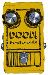 Be an Exhibitor: Claim a Free Space at Brooklyn Stompbox Exhibit