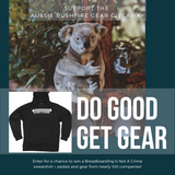 Do Good, Get Gear: Support the Aussie Bushfire Gear Giveaway