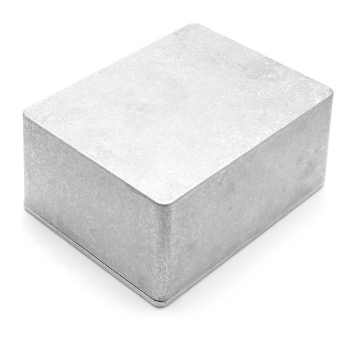 1590C Enclosure - Bare Aluminum Finish