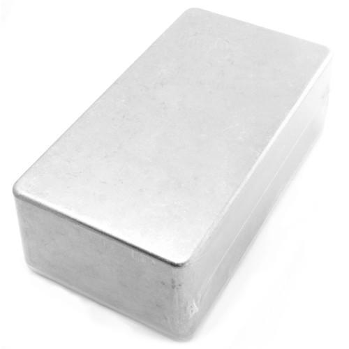 125B Enclosure - Bare Aluminum Finish