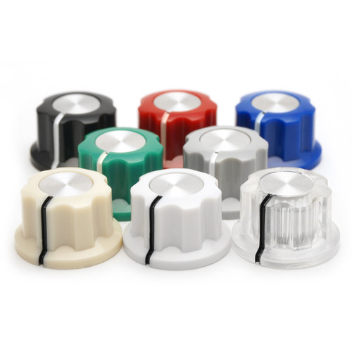 Boss Style Knob in Color - all colors