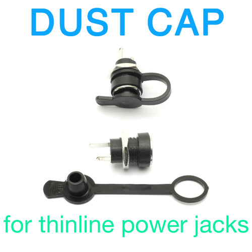 Dust Cap for Thinline Power Jacks