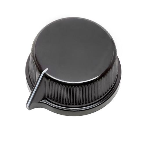 Black Davies 1470 clone knob