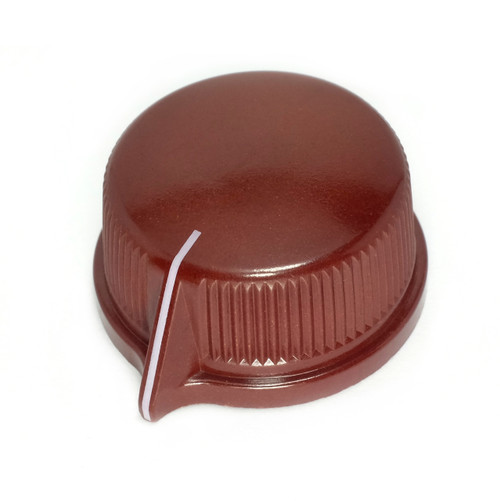 oxblood davies 1470 knob for klon clone guitar pedals