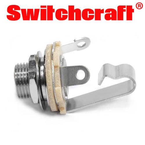 """Switchcraft 1/4"""" mono jack - part #11"""