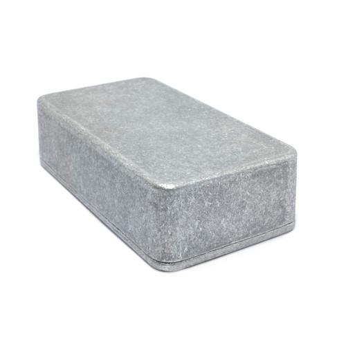 """1590B aluminum pedal enclosure - """"CNC Pro"""""""