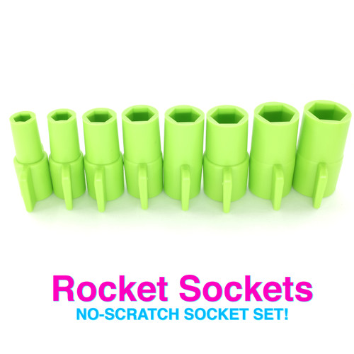 rocket sockets socket set for pedal building