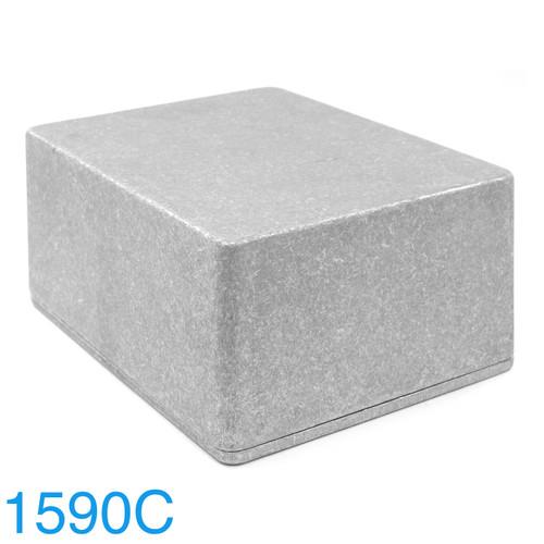 1590C CNC Pro Enclosure - Bare Aluminum
