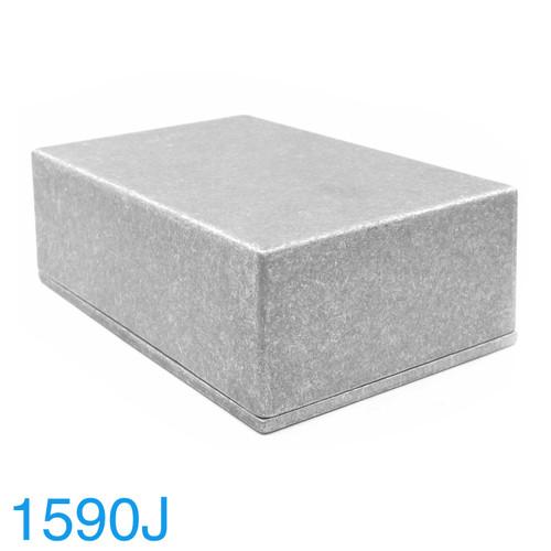 1590J Enclosure - CNC Pro - Bare Aluminum