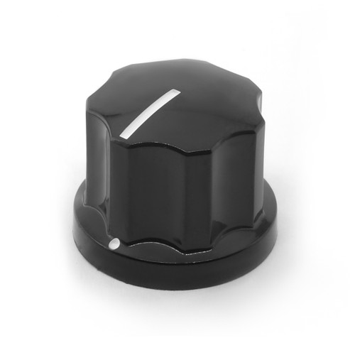 MXR Style Knob with Set Screw - 19mm (15 x 19.4mm)