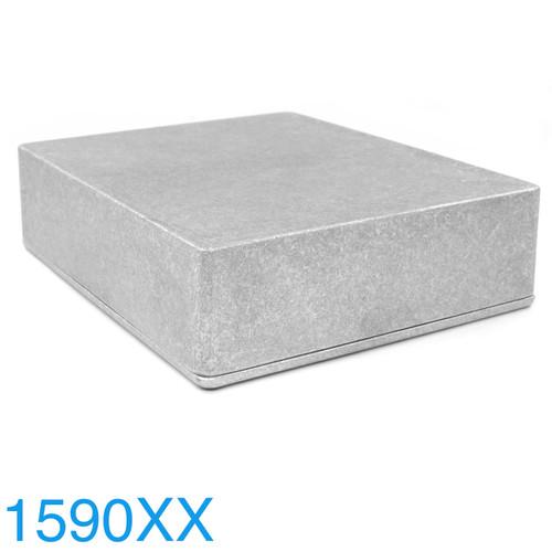1590XX / 1790NS Enclosure - CNC Pro - Bare Aluminum Finish