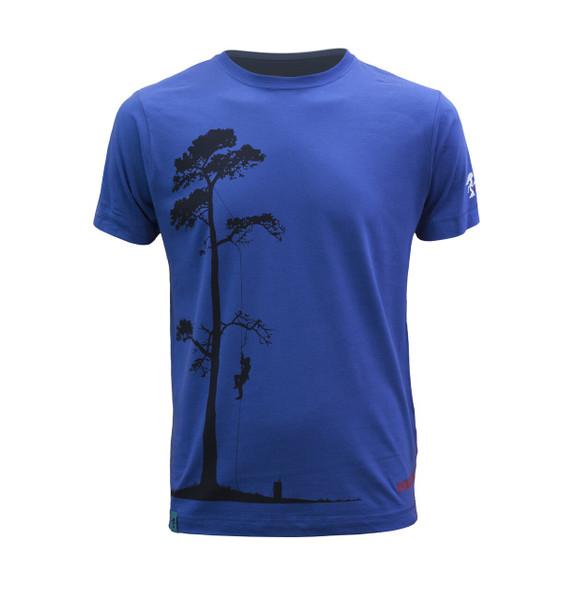 Dendroid SR-T-Shirt Blue