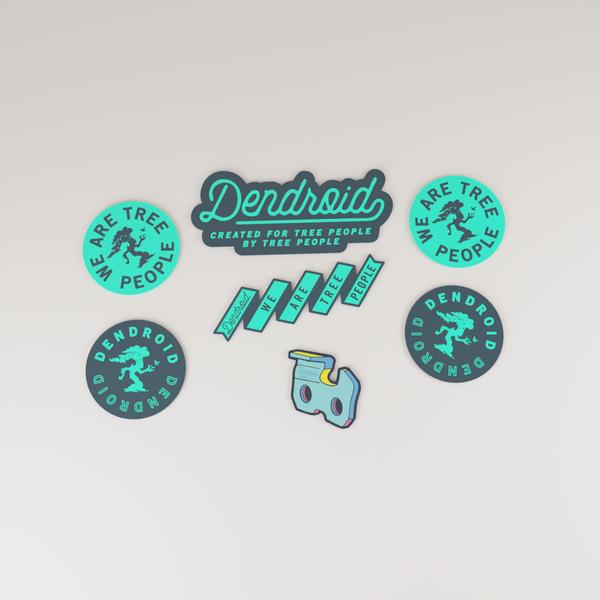 Dendroid Sticker Pack