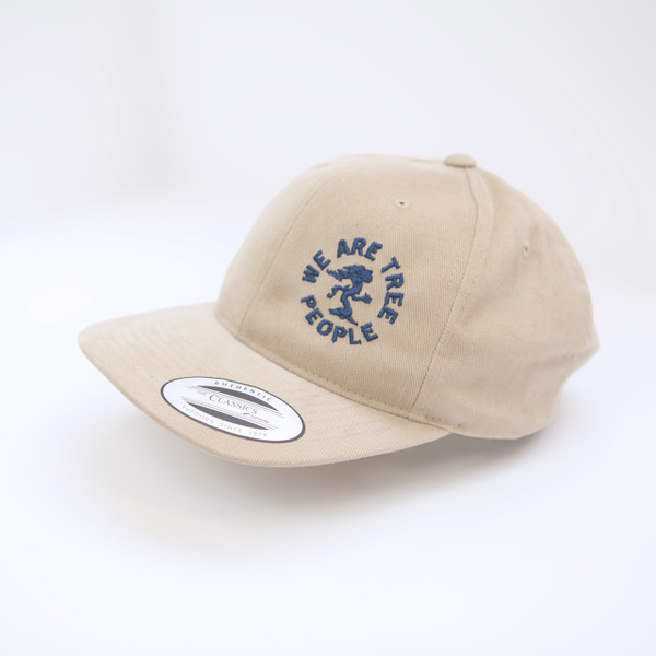 Dendroid - We are tree people Classic Twill Cap - Khaki