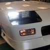 4x6 LED Array Headlights H4651 H4652 H4656 H4666 H6545 Chrome Set