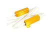 50W Load Resistor Packs for HID LED Wiring (2 Pack)