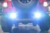 24W Bumper Cube Bar Duely Flood POD LED Light Black